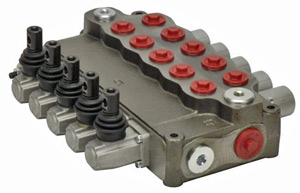SD18/5-P(KG3)/18L X5/AET  <br><b>5 BANK DOUBLE ACTING SPRING RETURN</b>