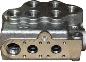 BODY SD5/3-P/BSP VALVE