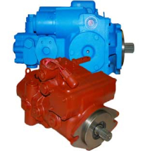 Piston Pumps, Closed Loop