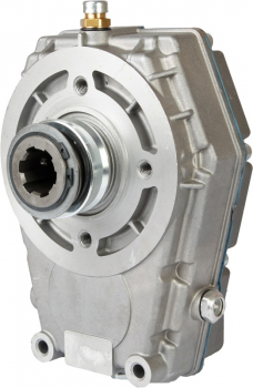 Speed Increasing Gearboxes, Aluminium