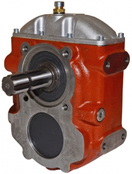 Speed Increasing Gearboxes, Cast Iron