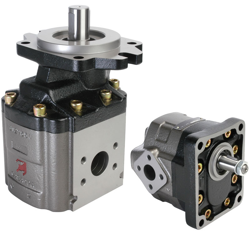 Casappa Cast Iron Gear Motors