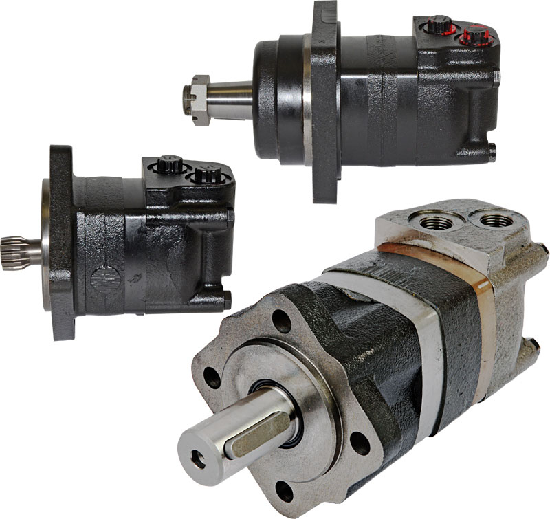 Eaton CharLynn 2000 Series Motors 80-490cc/rev