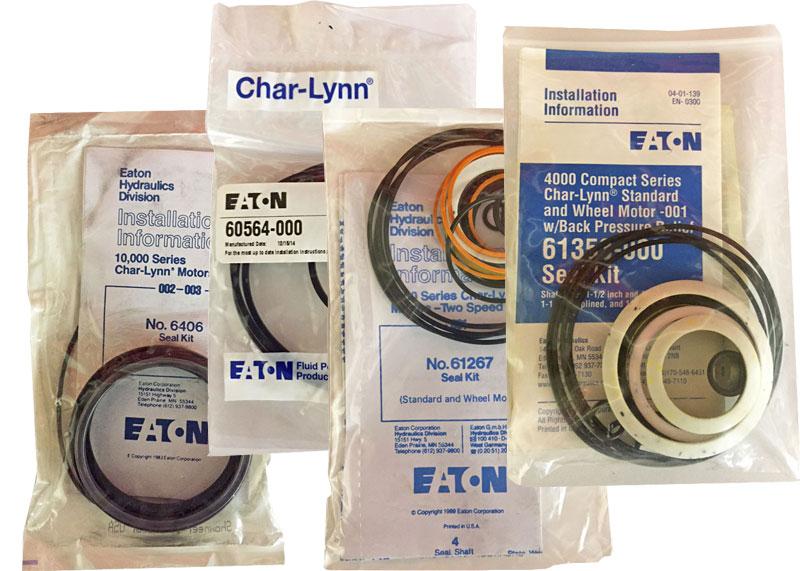 Eaton Char-Lynn 61267-000 Genuine Seal Kit for 2000 Series Hydraulic Motor NEW