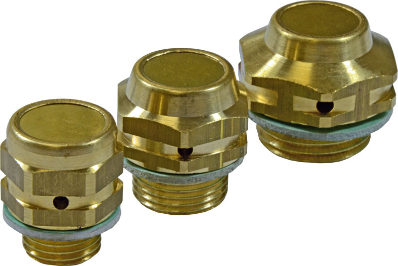 Metal Oil Fill Plugs