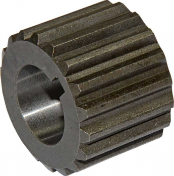Spline Couplings for 1:8 Taper Shafts