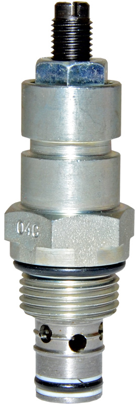 BIDIRECTIONAL FLOW CONTROL 3/4inch-16 UNF