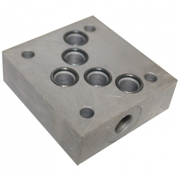 CETOP3 TAPPING PLATE A&B
