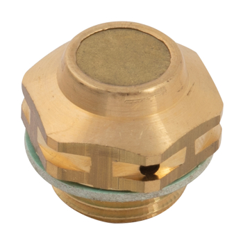 METAL FILLER PLUG WITH VENT VALVE G 1/2inch
