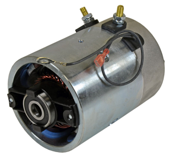 24VDC MOTOR 3000W 125mm DIA + THERMAL SWITCH