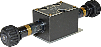 NG3 MICRO SOLENOID VALVE 4/3 OPEN IN NEUTRAL