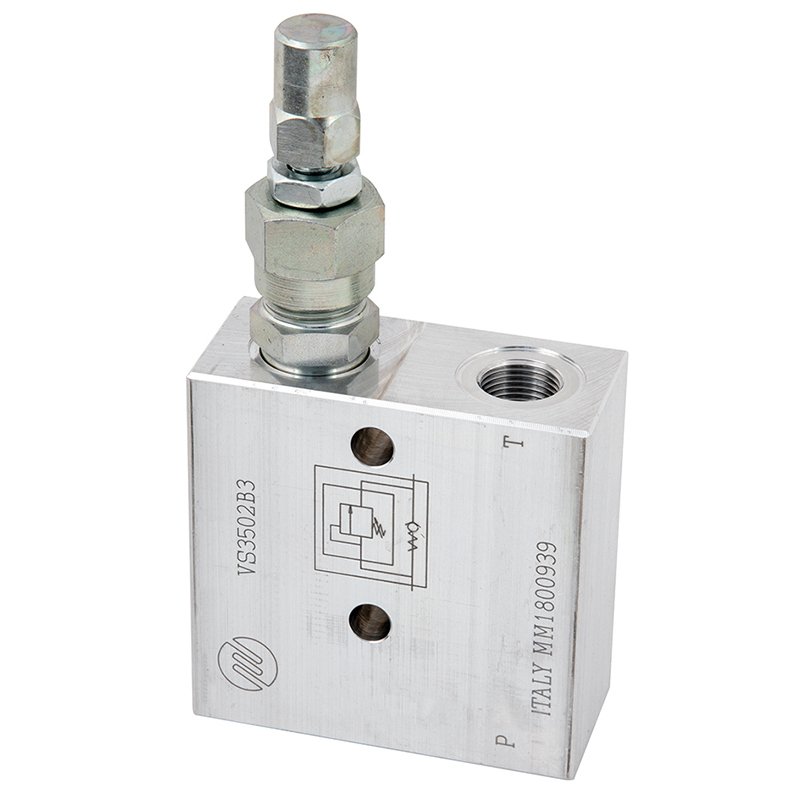SEQUENCE VALVE 1/2inchBSP 35LPM 40-210 BAR
