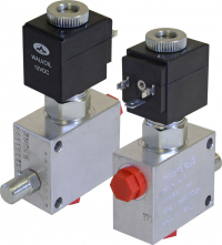 Solenoid Operated Cartridge Valves