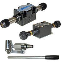 External valves & accessories